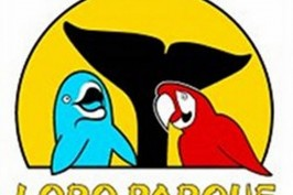 Логотип зоопарка Loro Park
