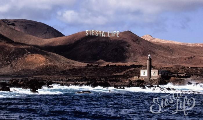 Алегранса — самый северный необитаемый остров Канарского архипелага