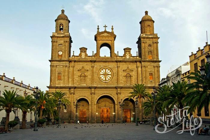 Santa Iglesia Catedral Basílica de Canarias — собор Святой Анны, покровительницы Лас-Пальмас-де-Гран-Канария
