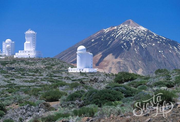 Достопримечательности Тенерифе — национальный парк и вулкан Тейде