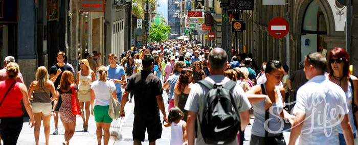 улица Калле де Кастийо (Calle de Castillo)