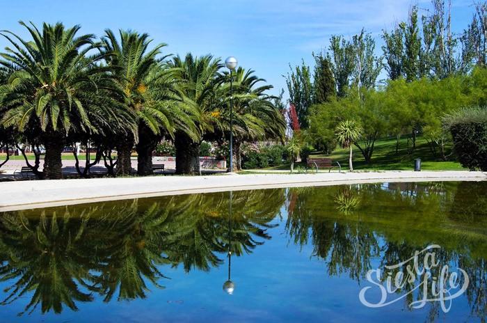 Парк Ла-Гранха (исп. Parque de La Granja)