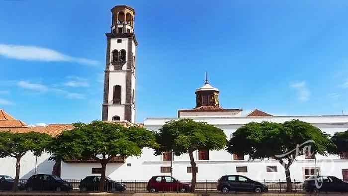 Церковь Непорочного Зачатия Пресвятой Девы Марии (исп. Iglesia de la Concepción)