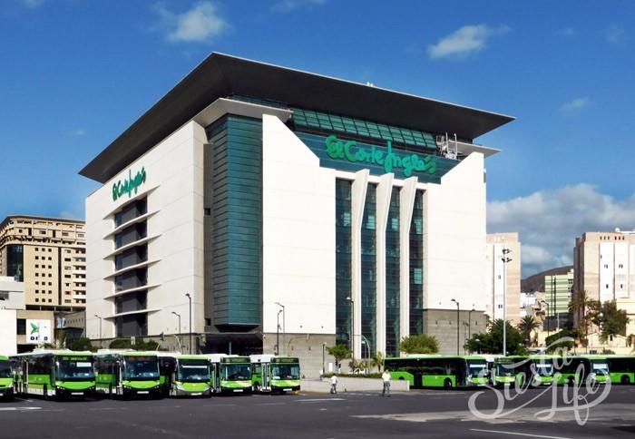Эль Корте Инглес — популярный шоппинг центр