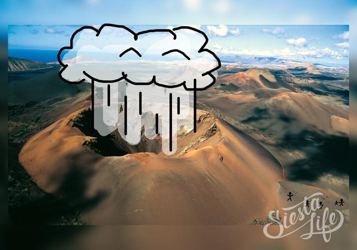 Лансароте — это остров вулканов