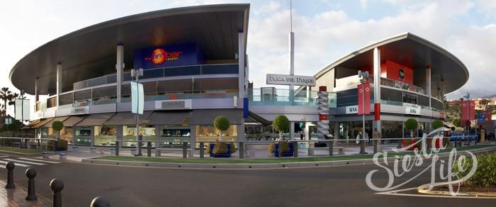 Плаза дель Дуке — люксовый магазин
