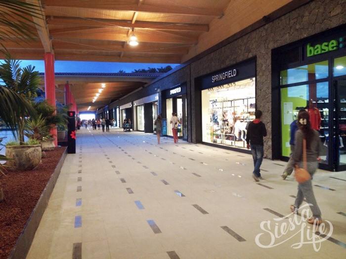 магазины в Сиам Молл