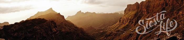 Скалы Лос-Гигантес, деревня и ущелье Маска