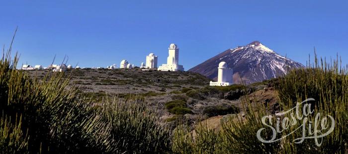 обсерватория, открытая под руководством Астрофизического института, которая уже 40 лет проводит свои исследования.