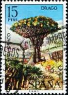 Испанская марка с драконовым деревом
