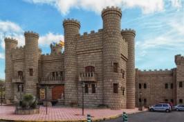 замок Сан Мигель