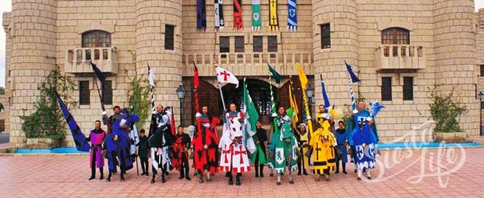 Все рыцари замка Сан Мигель