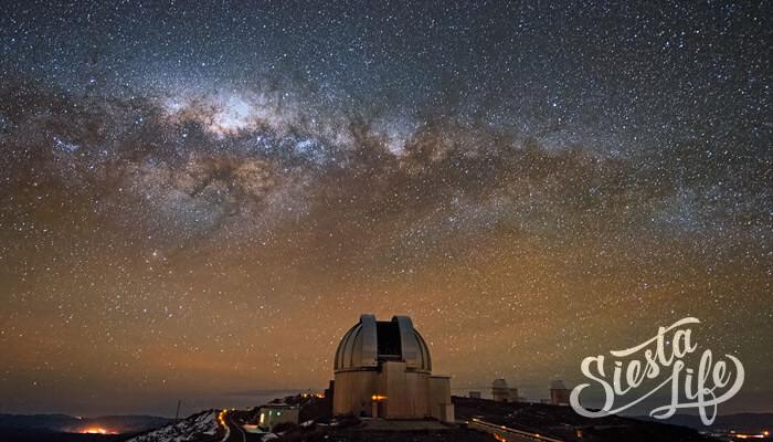 Экскурсия в обсерваторию Роке де лос Мучачос