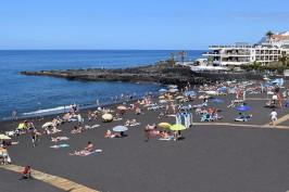 Пляжи юго-западной части Тенерифе