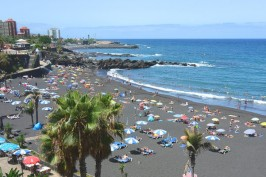 Пляжи на севере Тенерифе