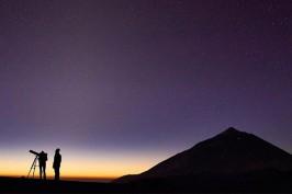 Астрономия на Тенерифе и Канарских островах