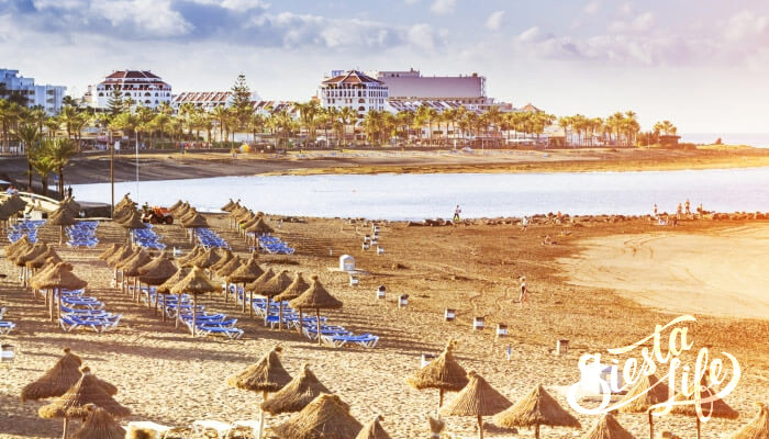Пляжи Лас Америкас