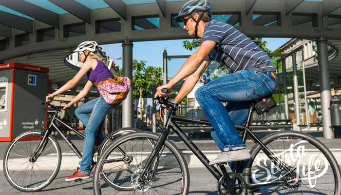 Транспорт на Тенерифе - велосипед