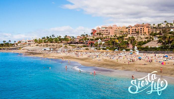 Коста Адехе (Costa Adeje) — престижный курорт на юге Тенерифе