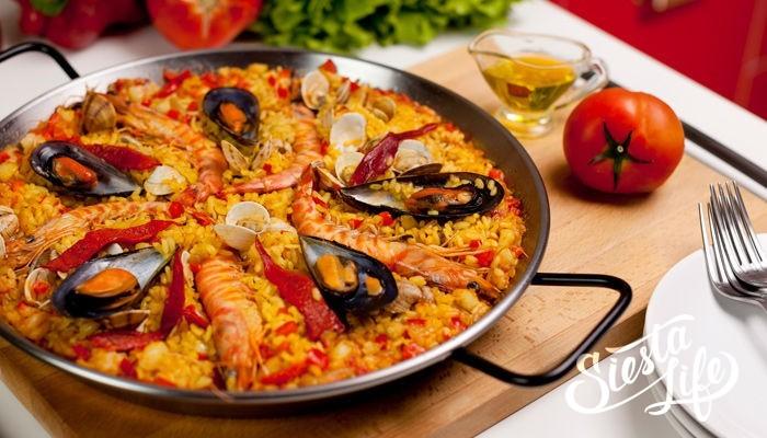Что такое испанская паэлья